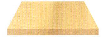 Acheter toile de store Unis Ref : BYU 421 MILLERAIES ORANGE