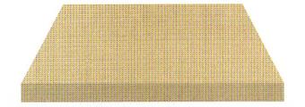 Acheter toile de store Unis Ref : BYU 422 MILLERAIES GRIS