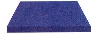 Acheter toile de store Unis Ref : BYU 81 BLEU FONCE