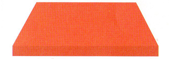 Acheter toile de store Unis Ref : BYU 836 TOMATE