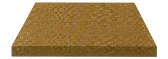 Acheter toile de store Unis Ref : BYU 98 CHANVRE